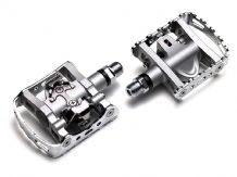 SHIMANO M324 SPD PEDALS (PAIR INC CLEATS)